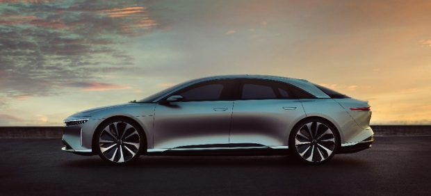Lucid Air Alpha