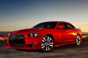 Dodge Charger SRT8, 2012